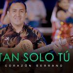 """Corazón Serrano estrena hoy su nuevo álbum: """"Tan solo tú"""""""